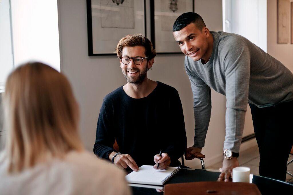 Rekrytointi yhdistää työntekijät ja työnantajat.