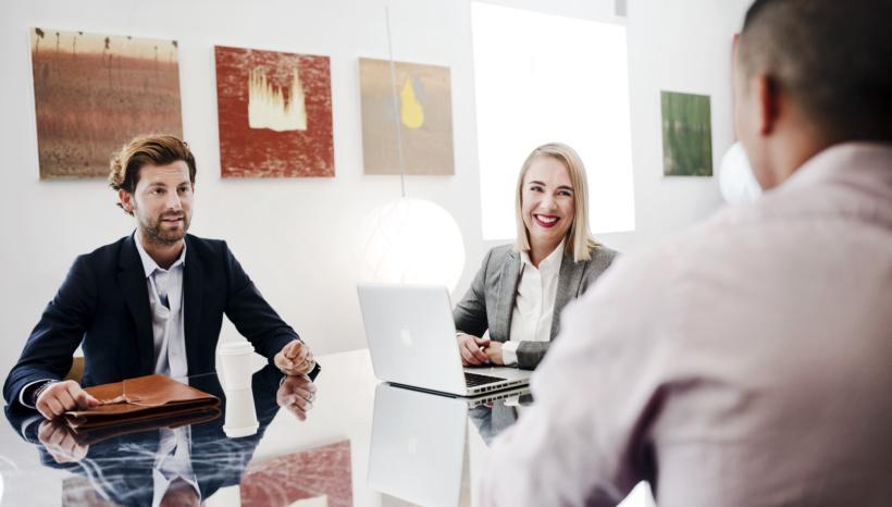 Henkilöstövuokraus ja rekrytointi mahdollistavat yrityksen toiminnan joustavasti.